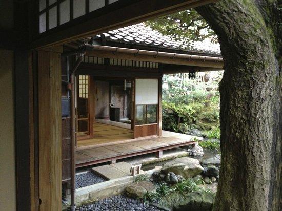 Nomura Family Samurai House : Exceptional garden