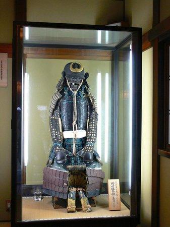 Nomura Family Samurai House : Samurai dress