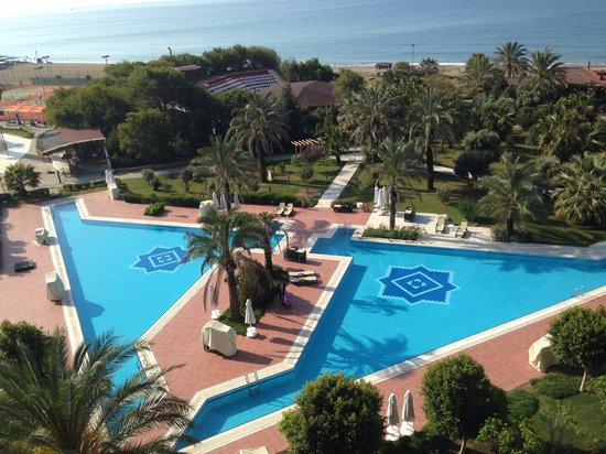 Nashira Resort Hotel & Aqua-Spa: Duplex with sea view room