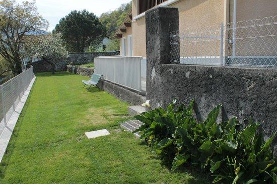 Hotel Ladagnous: Jardin