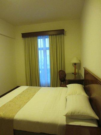 Somerset Ho Chi Minh City: Bedroom