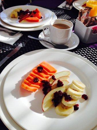 M Hoteles Concepto : Desayuno