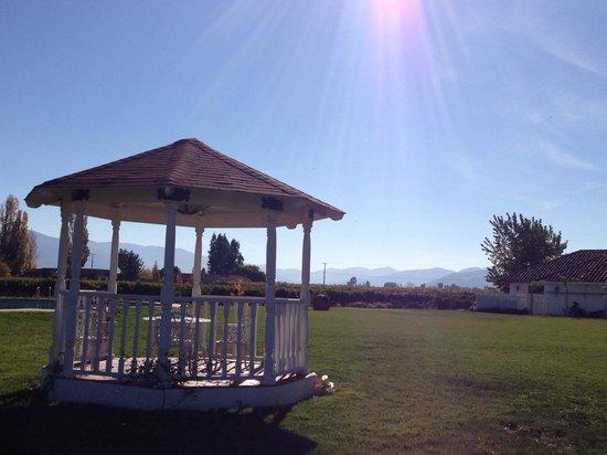 Hotel TerraVina: Beautiful garden area
