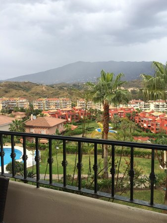 La Cala Hills: View from balcony
