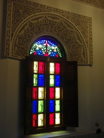 Riad Rcif : Window of one of the rooms
