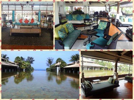 Marriott's Phuket Beach Club: The resort grounds.