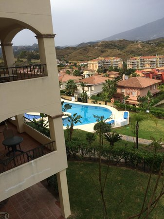 La Cala Hills: Another balcony view