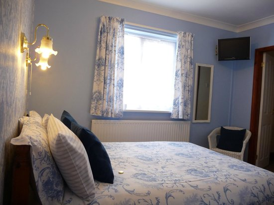 Wentworth Guest House: Room 1 Double en-suite