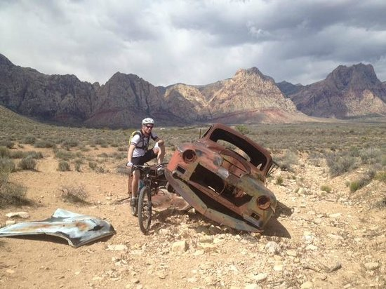 McGhie's Guided Bicycle and Hiking Tours: 1940's dodge