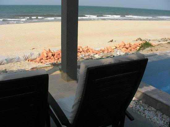 Ana Mandara Hue Beach Resort: $380 plus a night view