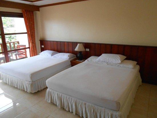 Alina Grande Hotel & Resort: 4-х местный номер