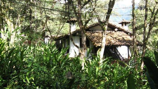 Inkaterra Machu Picchu Pueblo Hotel: Habitación-cabañas