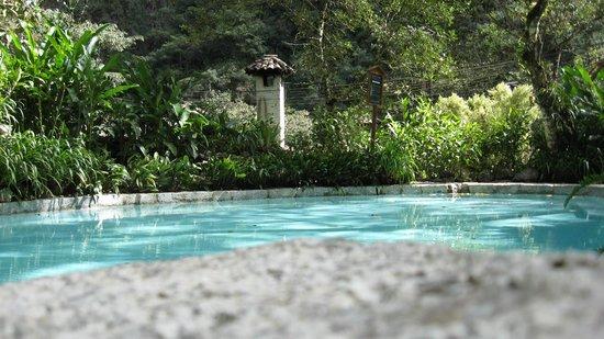 Inkaterra Machu Picchu Pueblo Hotel: Piscina