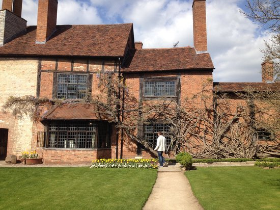 Shakespeare's New Place: The house