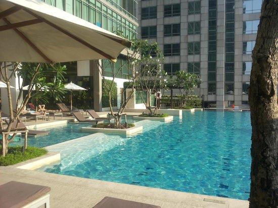 Sivatel Bangkok : Pool