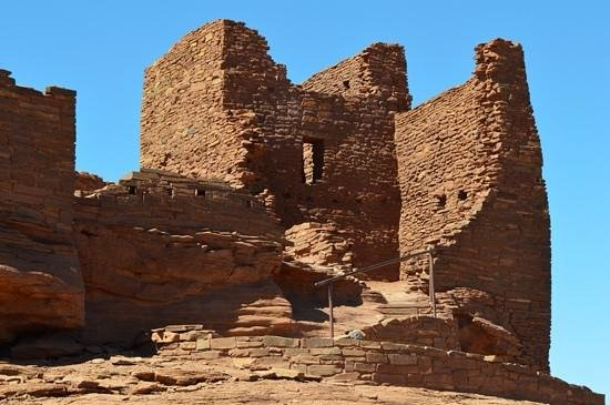 Wupatki National Monument: Smaller site that you can explore