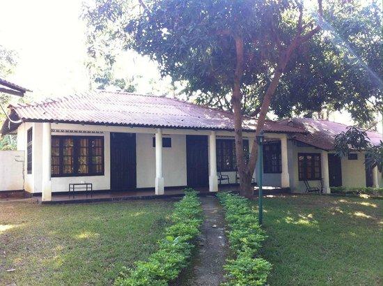 Dambulu Oya Family Park: Duplex bungalows