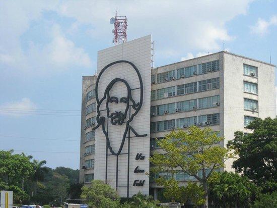 History Trip Havana Tour : Revolution Square