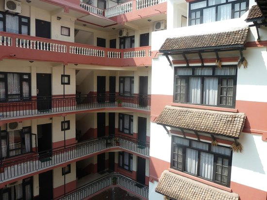 Thamel Eco Resort: Inside of the property