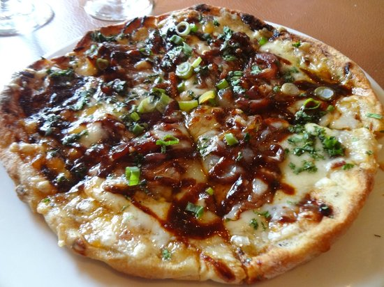 Navajo Grill: Flatbread