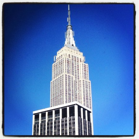 Kimpton Hotel Eventi : View of Empire State Building from our Room