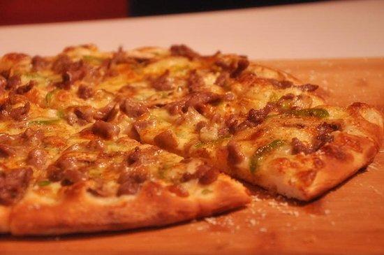 Fatty's Fresh Cafe: pizza
