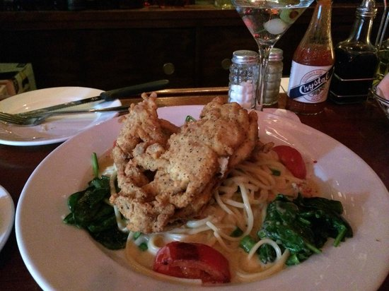 Tommy's Cuisine: My Soft Shelled Crab - Mmmmm!