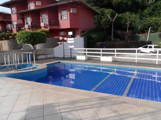 Hotel Pousada Experience Joao Fernandes : 24 horas a temperatura templada.-