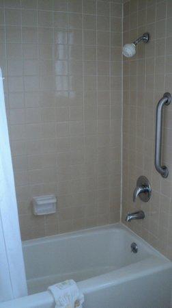 Vagabond Inn Ventura: Banheiro