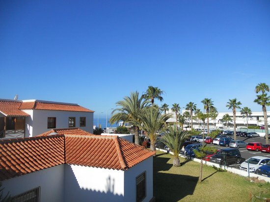 Club El Beril Tenerife: View from our room