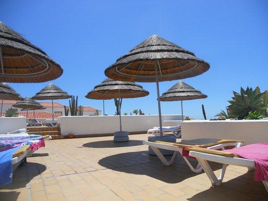 Club El Beril Tenerife: Sun Terrace