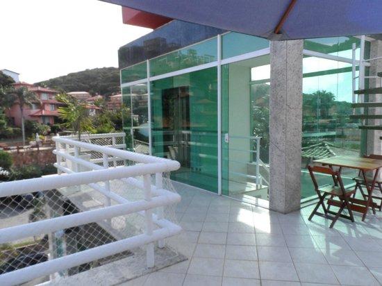 Hotel Pousada Experience Joao Fernandes : Entrada a la Pileta del complejo
