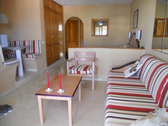 Club El Beril Tenerife: Studio Apartment