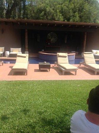 Mil Flores Luxury Design Hotel: alberca
