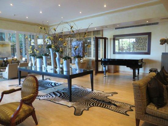 Saxon Hotel, Villas and Spa : Walking Around the Hotel