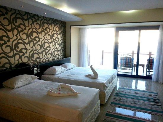 Panorama Bungalows Resort El Gouna : Newly refurbished bungalow