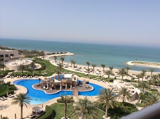 Sofitel Bahrain Zallaq Thalassa Sea & Spa: view from our room