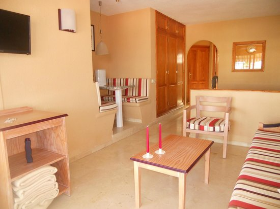 Club El Beril Tenerife: Studio Apartment