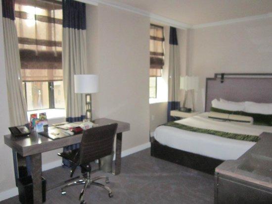 Kimpton Hotel Palomar Philadelphia : Philly Palomar room photo 2