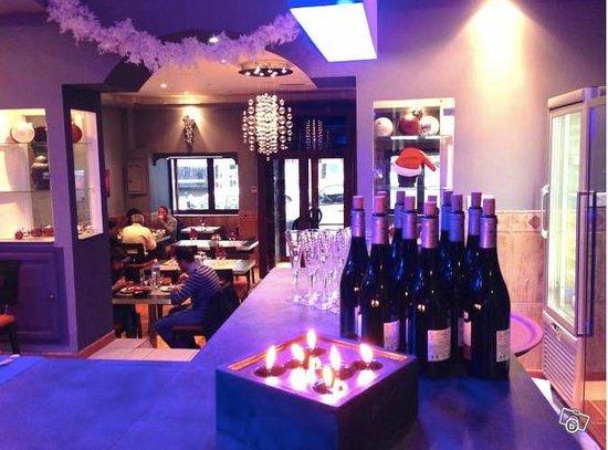 Ambiance lounge au Café Gecko