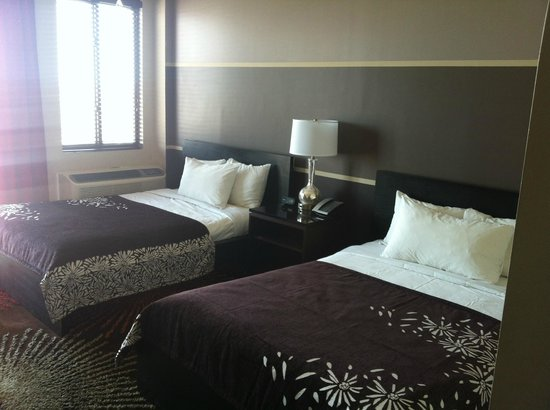 Hotel Vetiver: Two double beds