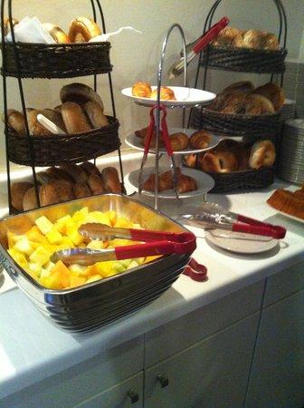 Hotel Vetiver: Breakfast buffet