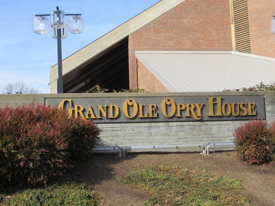 The Grand Ole Opry: Grand Ole Opry
