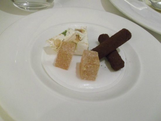 Koffmann's: Petits Fours