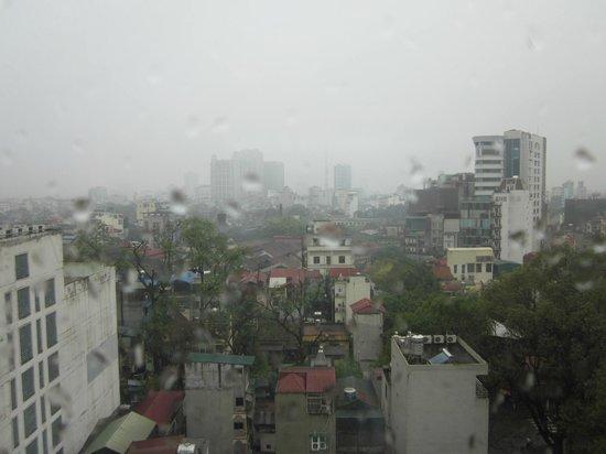 Sunway Hotel Hanoi: view