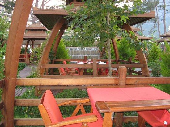 Alkoclar Exclusive Kemer: Barbeque Restaurant