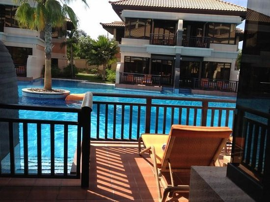 Anantara The Palm Dubai Resort: terras