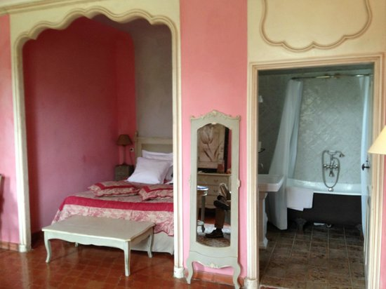 Domaine de Rhodes: Delacroix room