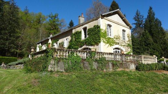 Domaine De La Brugere: la Demeure élégante