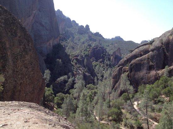 Pinnacles National Park: Nice Views